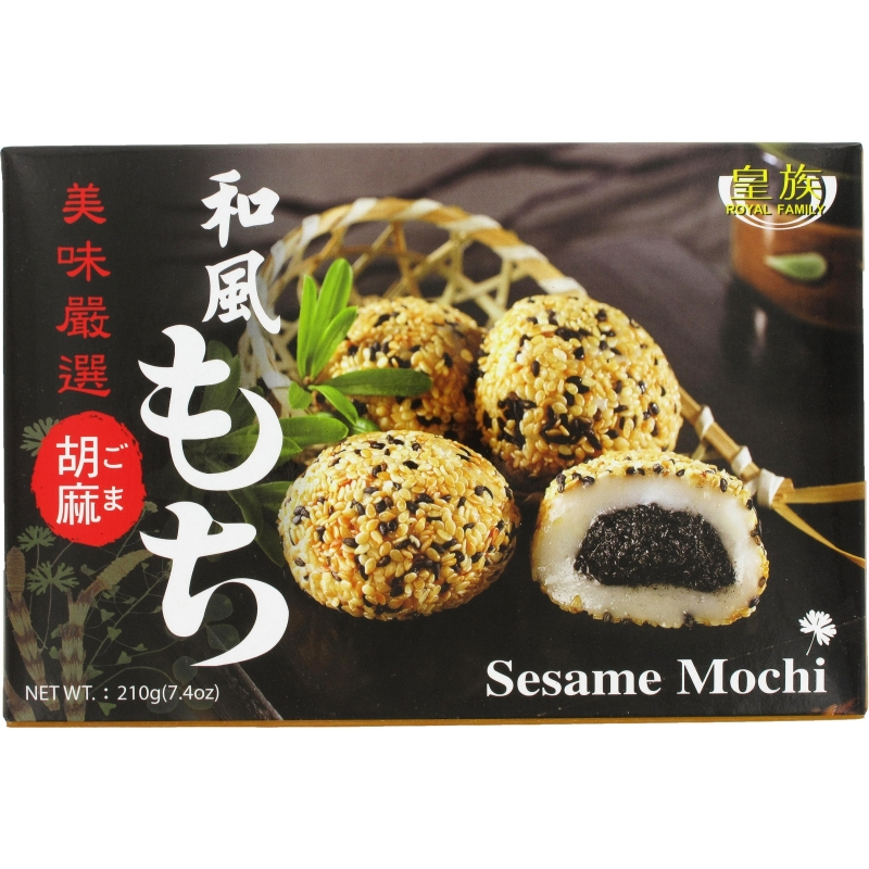 Mochis sesame 210gr  ROYAL FAMILY