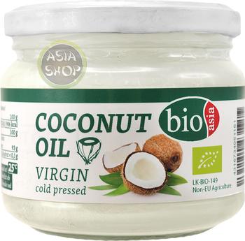 sauces assaisonnements coco bioasia huile de coco vierge bio 250ml. Black Bedroom Furniture Sets. Home Design Ideas