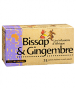 Tisane RACINES Gingembre  Bissap  25 sachets